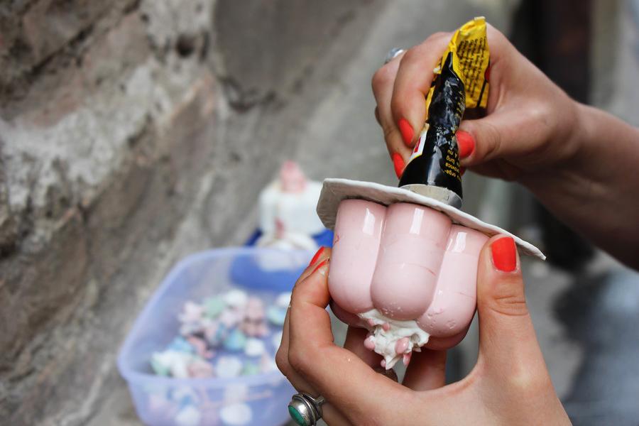 Iva Brkic ulicna keramika