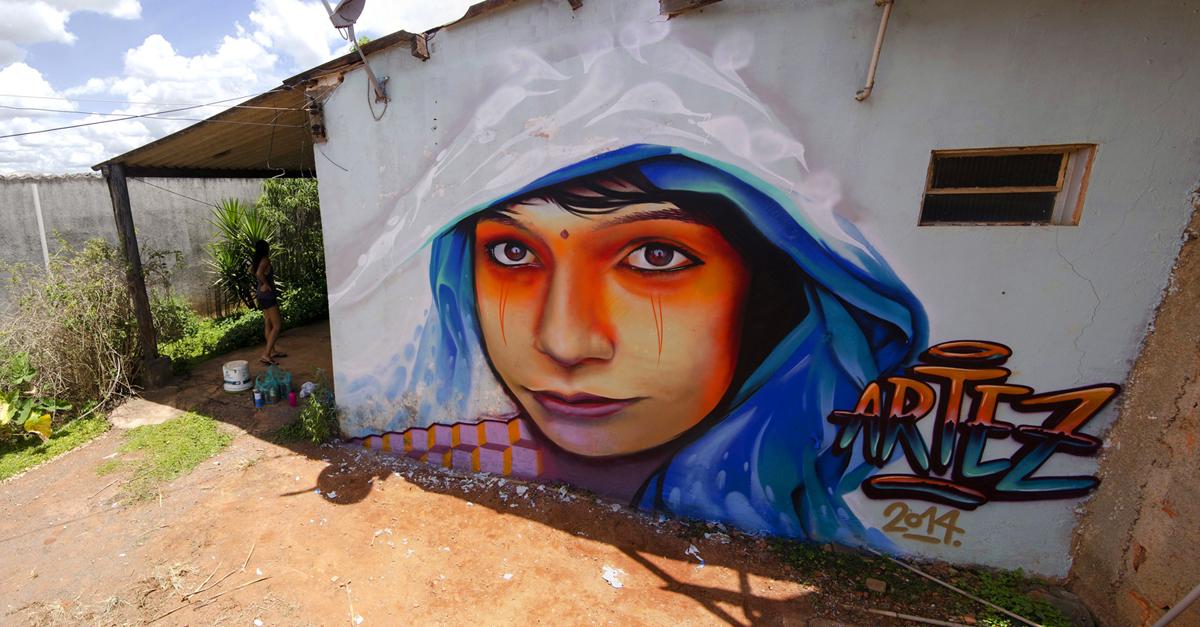 Artez, Mendonca, Brasilia, Brazil