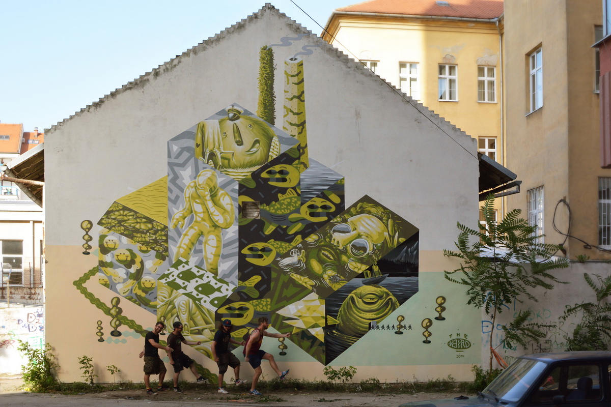 TheWerid Pancevo