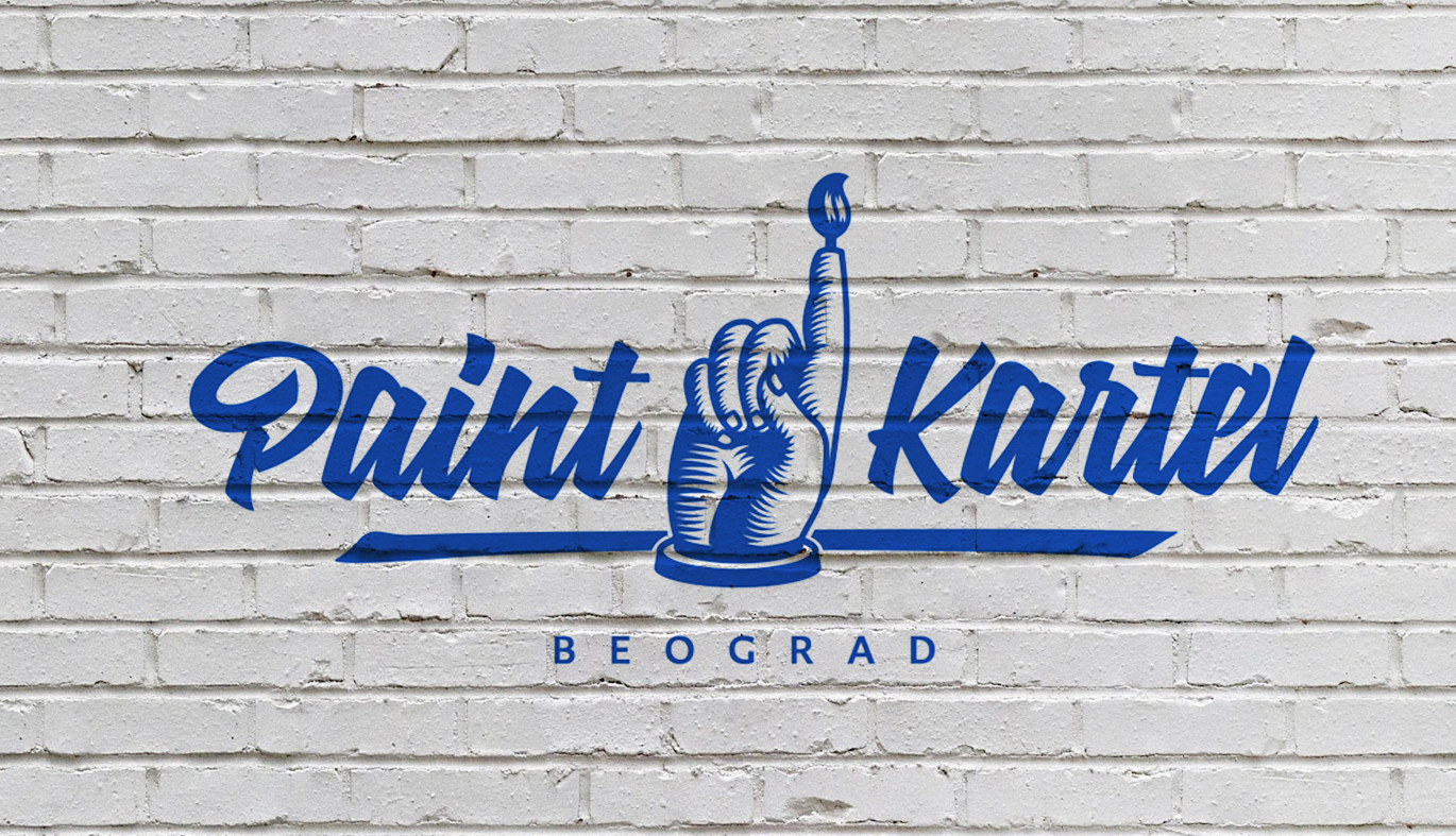 Paint Kartel - UNITED COLORS OF BELGRADE