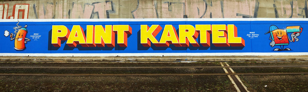 UNITED COLORS OF BELGRADE - WARM UP! - Pain Kartel
