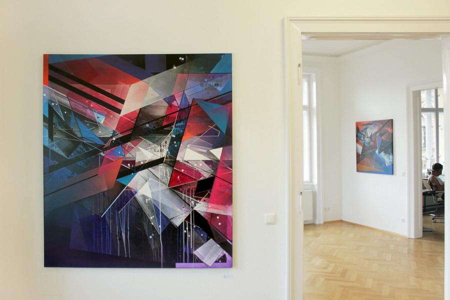 Inoperable Gallery Cosmograma by PENER